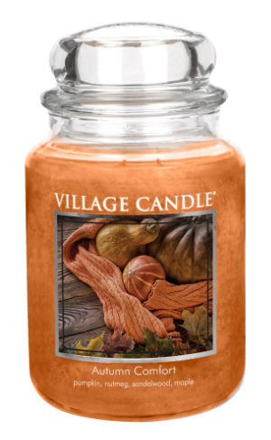 Jar Large 626 g Autumn Comfort
