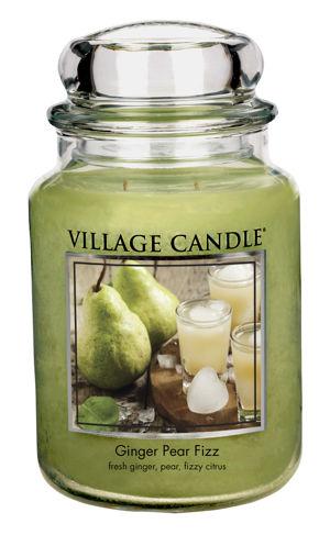 Jar Large 626 g Ginger Pear Fizz