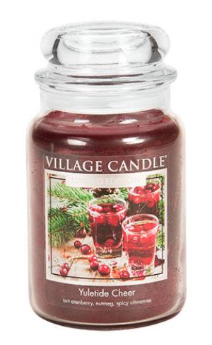 Jar Large 626 g Yuletide Cheer