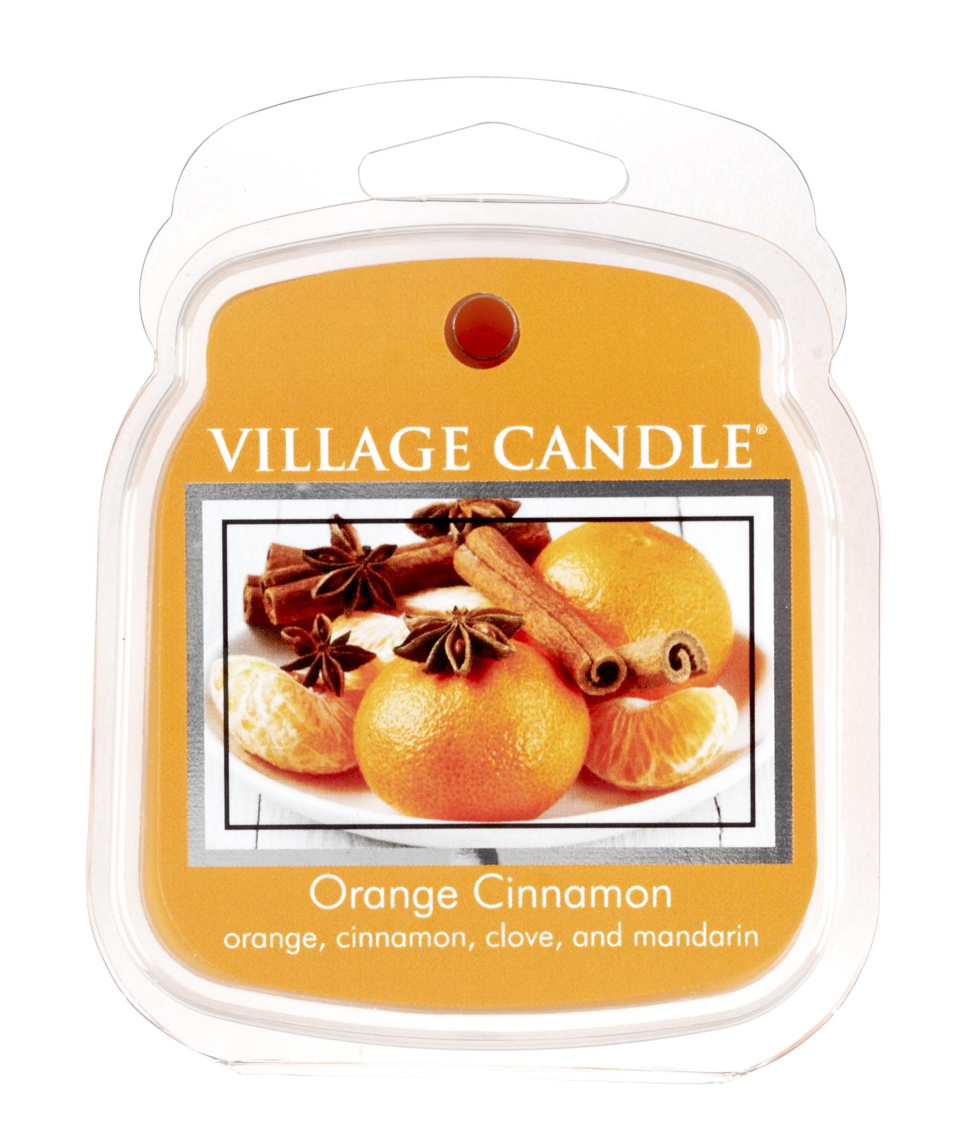 Wax Melts Orange Cinnamon