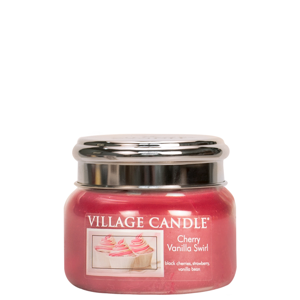 Tradition Jar Small 254 g Cherry Vanilla Swirl