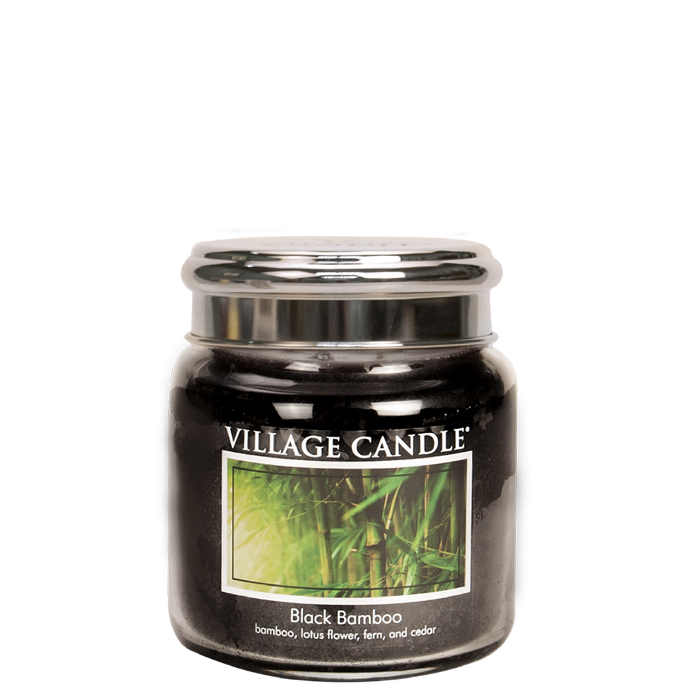 Tradition Jar Medium 411 g Black Bamboo