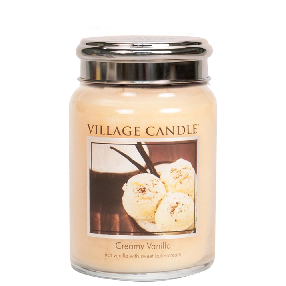 Tradition Jar Large 602 g Creamy Vanilla