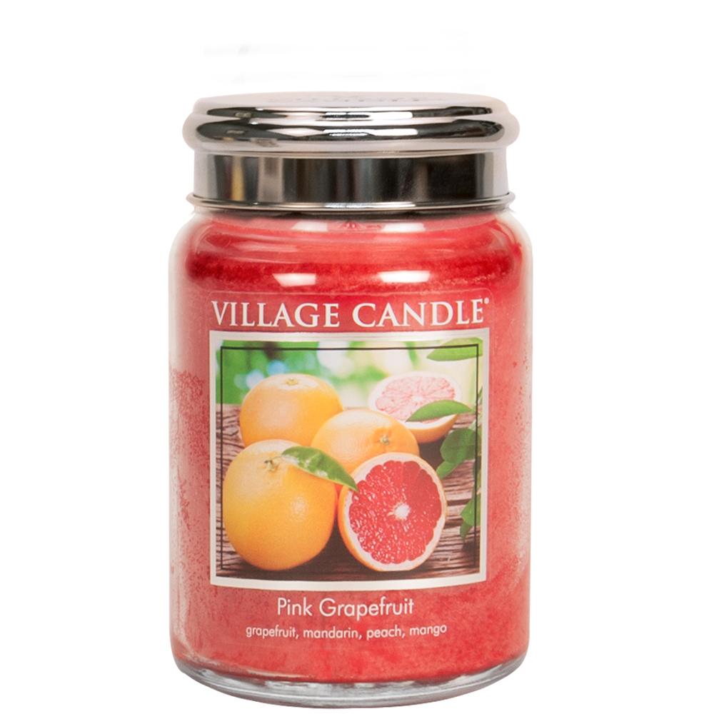 Tradition Jar Large 602 g Pink Grapefruit