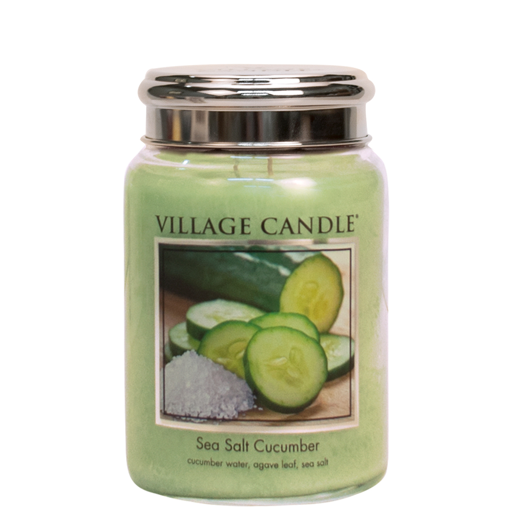 Tradition Jar Large 626 g Sea Salt Cucumber