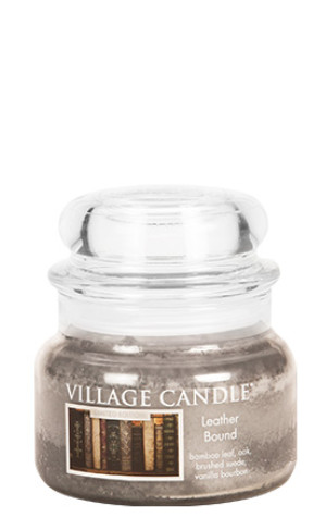 Jar Small 254 g Leather Bound LE