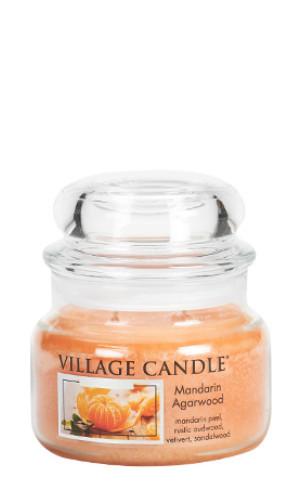 Jar Small 262 g Mandarin Agarwood LE