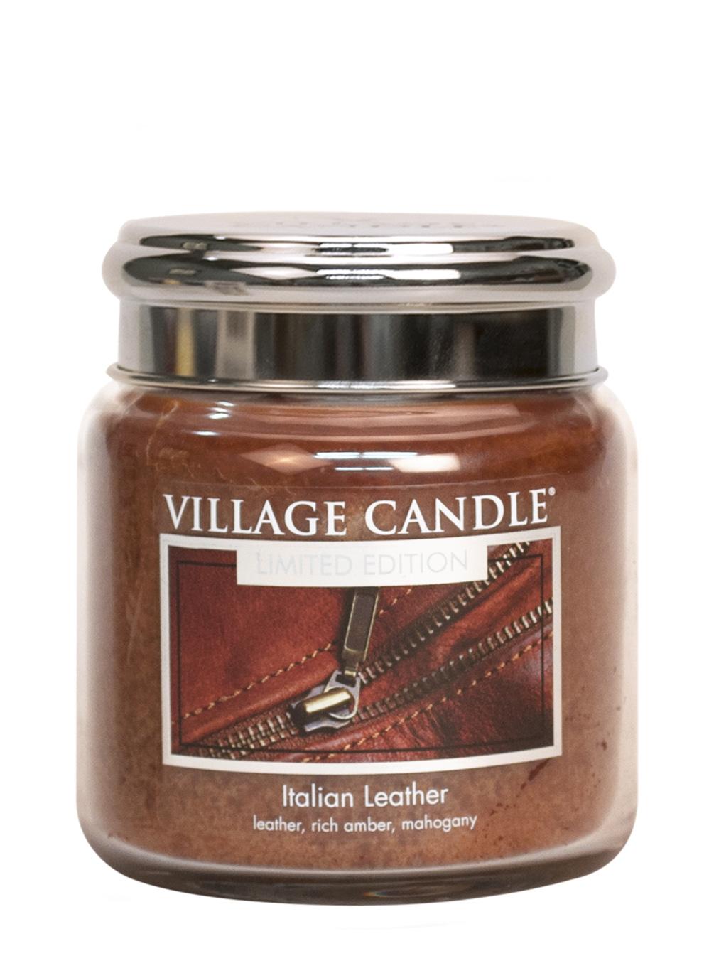 Jar Medium 411 g Italien Leather LE