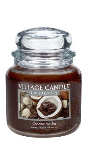 Jar Medium 411 g Coconut Mocha LE