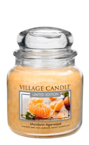 Jar Medium 411 g Mandarin Agarwood LE