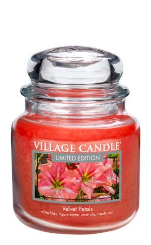 Jar Medium 389 g Velvet Petals LE