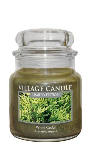 Jar Medium 389 g White Cedar LE