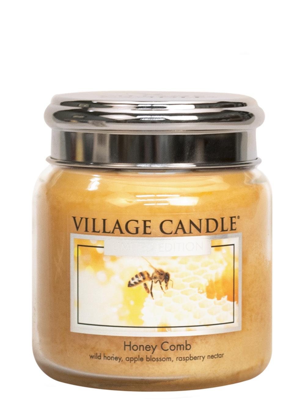 Jar Medium 411 g Honey Comp LE