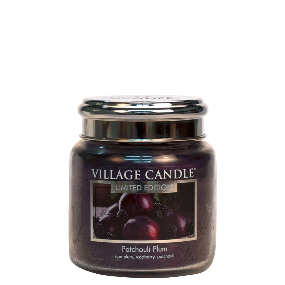 Jar Medium 411 g Patchouli Plum LE