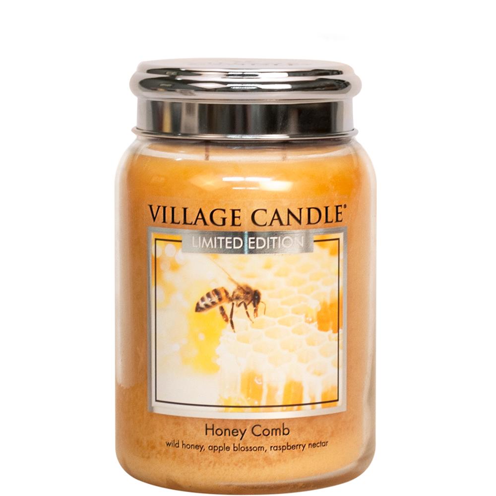 Jar Large 626 g Honey Comp LE