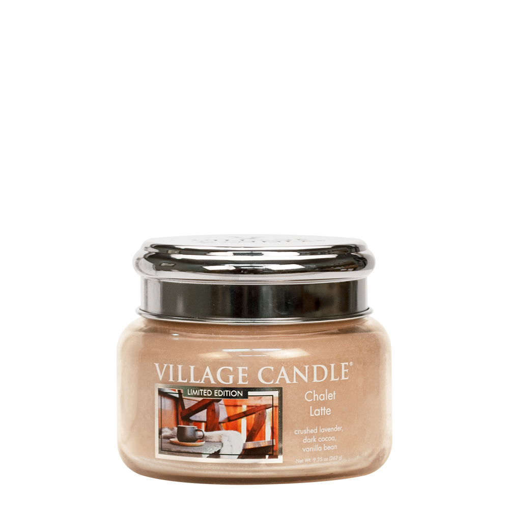 Tradition Jar Small 262 g Chalet Latte LE