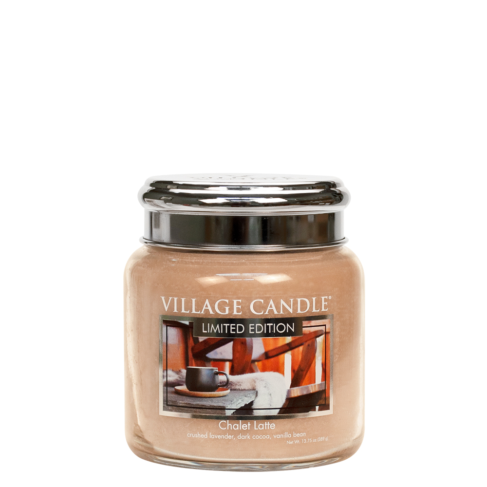 Tradition Jar Medium 389 g Chalet Latte LE