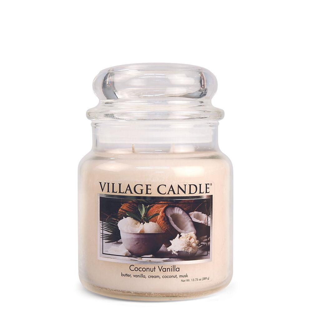 Tradition Jar Dome Medium 389 g Coconut Vanilla