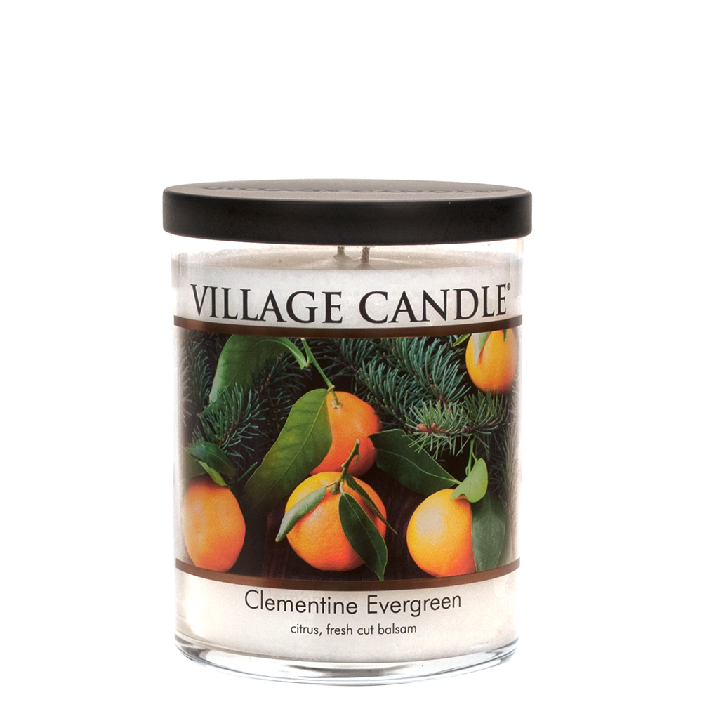 DECOR Tumbler medium Clementine Evergreen
