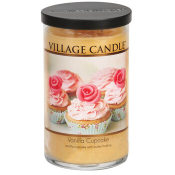 DECOR Tumbler large Vanilla Cupcake