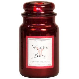 M-Line Jar Large 626 g  Rosette Berry