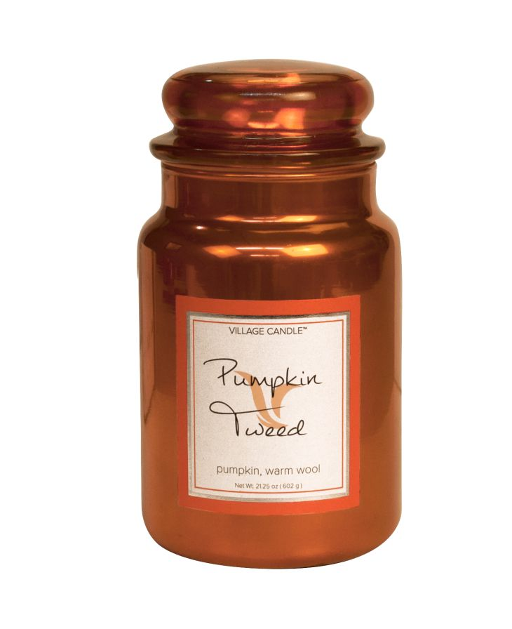 Jar Large 626 g M-Line Pumpkin Tweed